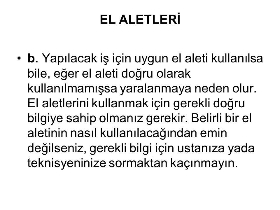 EL ALETLERİ