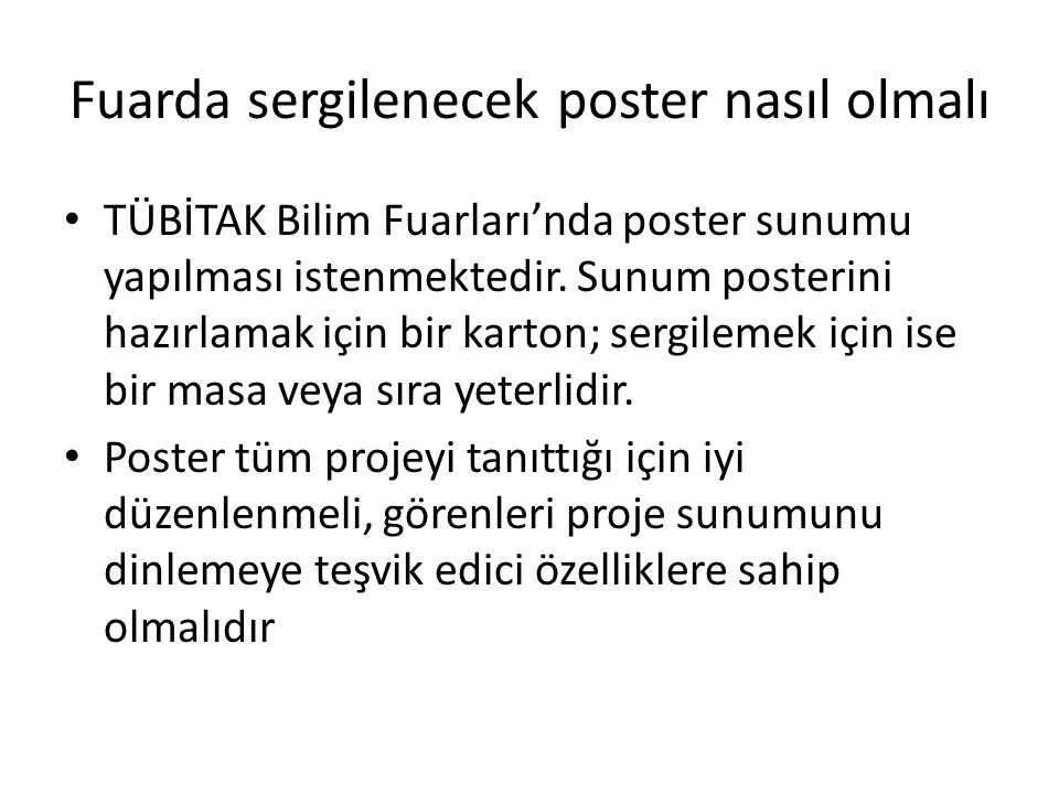 Örnek Poster
