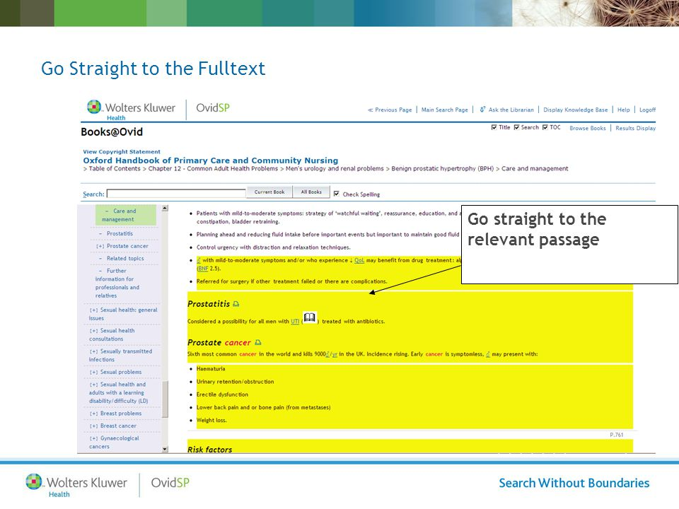 Fits Your Workflow Search Across Books, Journals & Databases Search across books, journals & databases using Natural Language!!