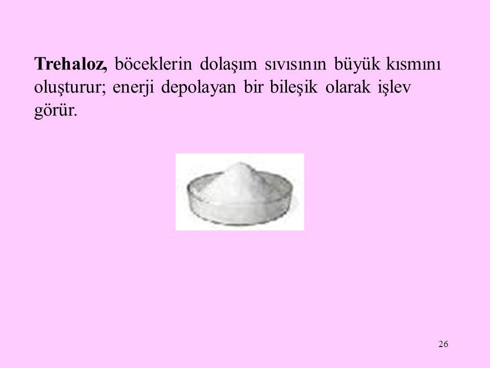 27 Laktuloz Laktuloz, galaktoz-  -(1,4)-fruktoz yapısında yarı sentetik bir disakkarittir.