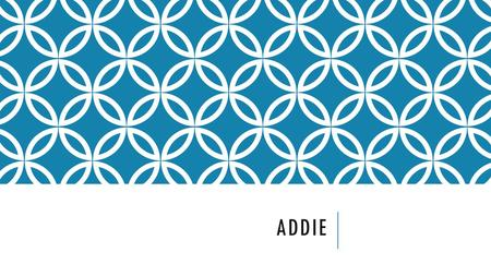 ADDIE. ADDIE MODEL İ (JENER İ K MODELLEME) 2 Analiz (Analysis) Tasarım (Design) Geliştirme (Development) Uygulama (Implementation) De ğ erlendirme (Evaluation)