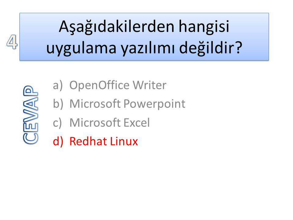 Aşağıdakilerden hangisi ve ya hangileri işletim sistemidir.