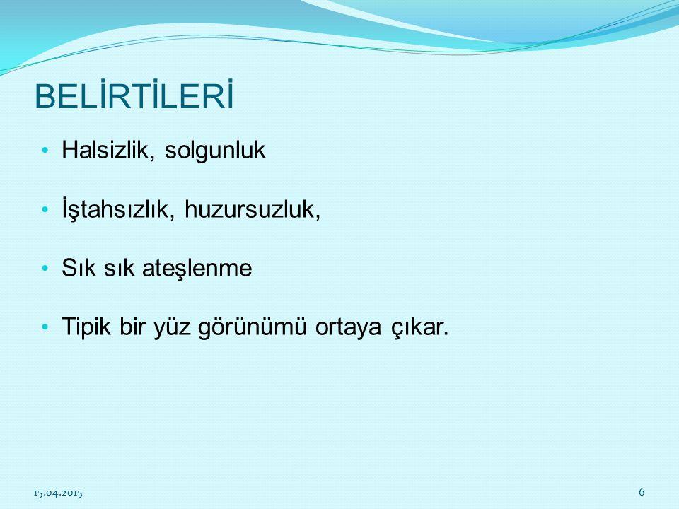 KARACİĞER-DALAK BÜYÜMESİ SONUCU KARIN ŞİŞLİĞİ, 15.04.2015 7