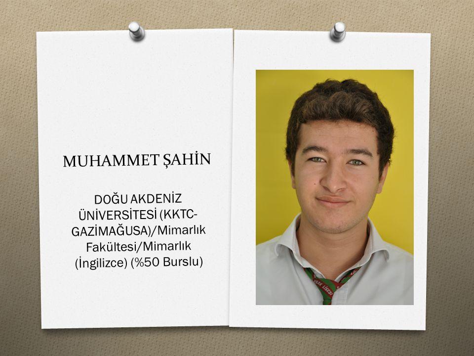 MURAT ŞANLI UŞAK ÜNİVERSİTESİ/İktisadi ve İdari Bilimler Fakültesi/İşletme