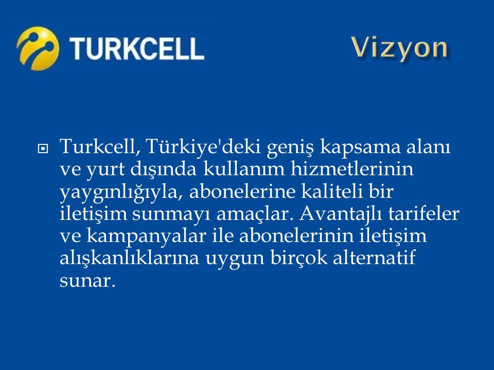 Ar-Ge Faliyetleri Ar-Ge Faliyetleri Gebze TÜBİTAK Araştırma Merkezi Teknoloji Serbest Bölgesi nde yer alan Turkcell AR-GE Binası