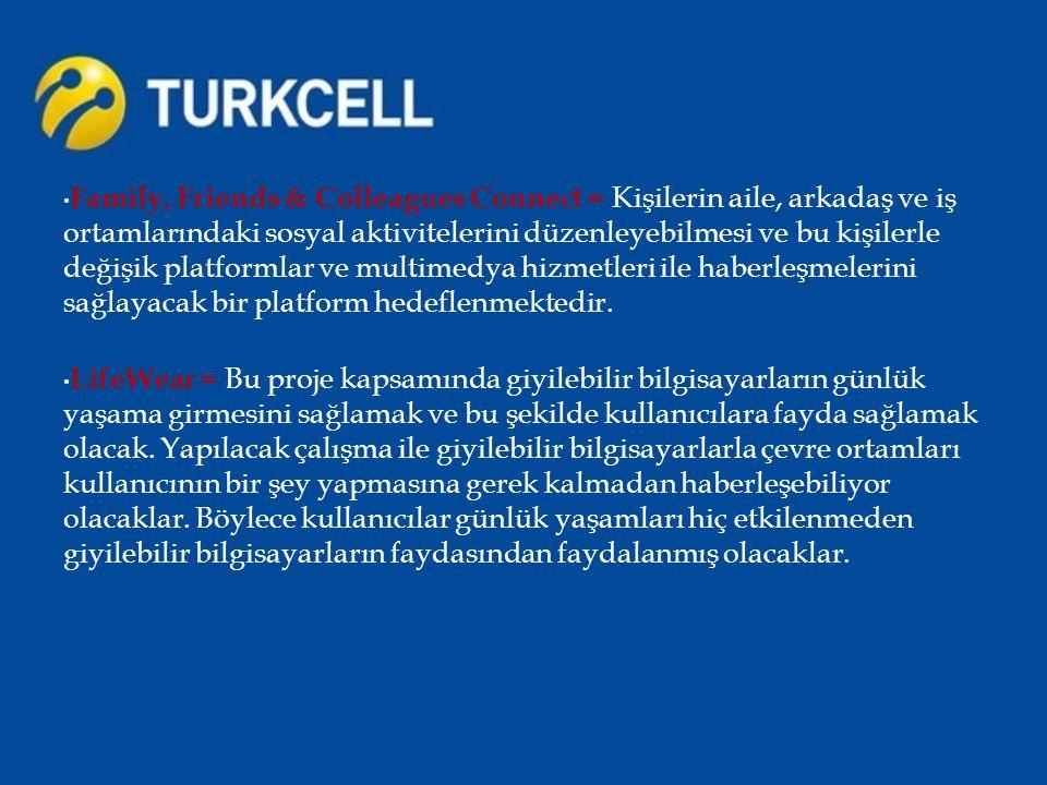 Sayısal veriler Sayısal veriler Sayısal veriler Turkcell in abone sayısı, 2012 3.