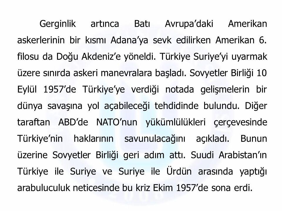4.Türk-Yunan İlişkileri ve Kıbrıs Meselesi Lozan Antlaşması'nın 20.
