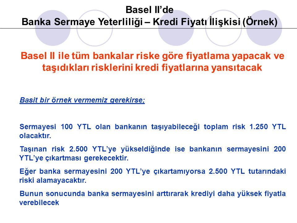 BASEL II'N İ N AVRUPA B İ RL İĞİ SÜREC İ NDEK İ YER İ Avrupa Birliği ve G-10 Ülkeleri Basel-II hükümlerini 2007 yılında (31.12.2006 finansal tablolarına göre) tüm Bankalar ve Menkul Kıymet Şirketleri için uygulamayı planlamaktadır.