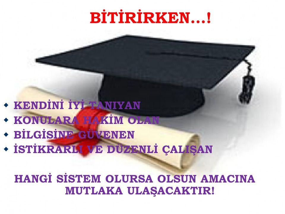 UNUTMAYALIM Kİ .
