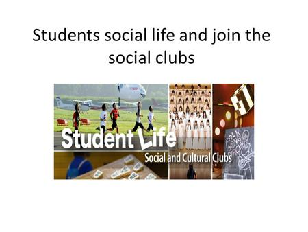 Students social life and join the social clubs. BARIŞ KILIÇ - EGE DÖVENCİ IŞIK ÜNİVERSİTESİ