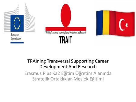 TRAIning Transversal Supporting Career Development And Research