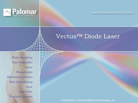 Vectus™ Diode Laser.
