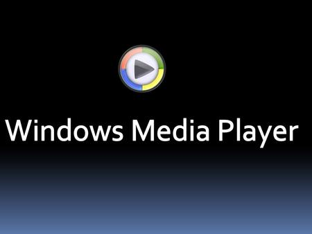 Windows Media Player 9 : Windows XP Creativity Fun Pack for Windows Media Player 9 Series eklenti paketi ile Media Player 9`a çok güzel görsel efektler.