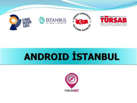 ANDROID İSTANBUL.