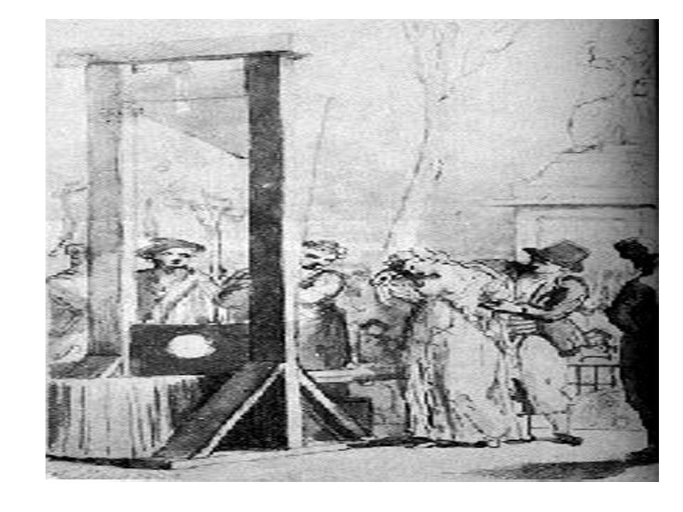  1789 Fransız devriminin ardından kabul edilen Yurttaş ve İnsan Hakları Beyannamesi ile kadınlar açısından eşit haklar getirmediğini farkeden devrimci kadınlar, hazırladıkları beyannameyi açıklarken kadınlar suç işlediklerinde yurttaş olarak giyotine gönderiliyorsa, yurttaş olarak kürsüye çıkma, siyaset yapma hakları da olmalıdır dediler.