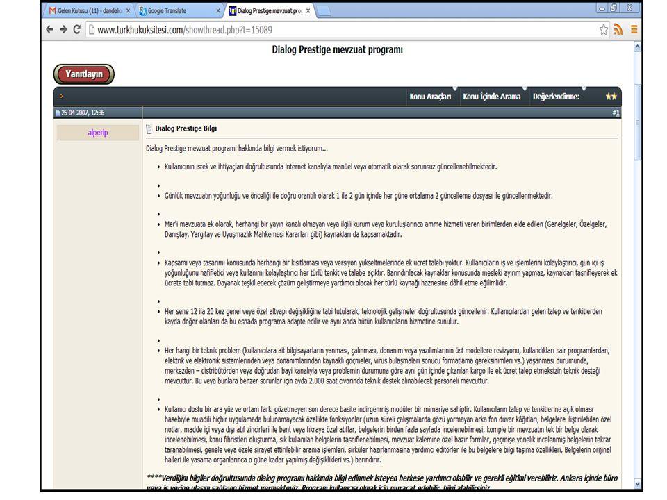 Hukuk Net Bilgi Bankası Ulusal ve uluslararası Hukuk Sitesidir.