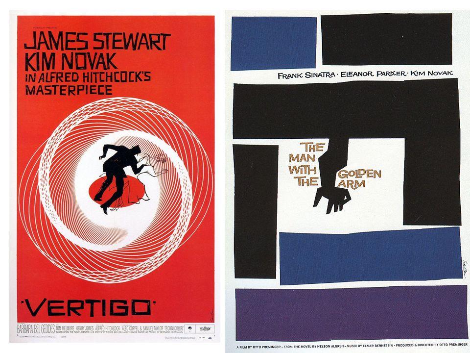40 yılı aşkın kariyeri boyunca çeşitli alanlarda tasarım yapan Amerikalı grafik tasarımcı Saul Bass (1920 – 1996) en çok yaptığı film posterleri ve film jenerikleriyle biliniyor.