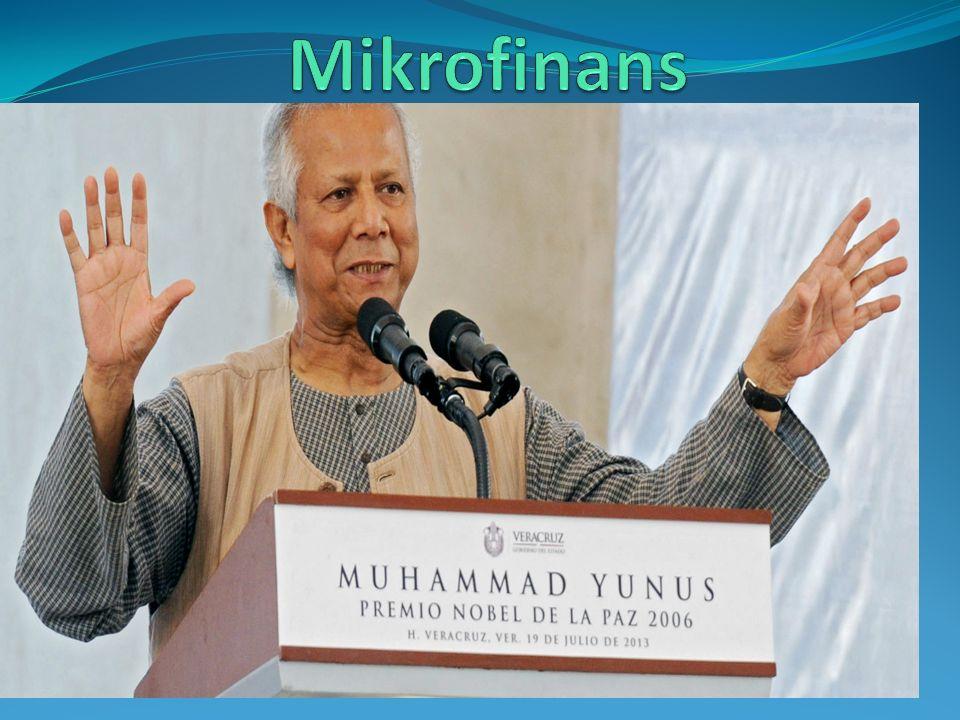 MUHAMMED YUNUS Bangladeşli ekonomi profesörüdür.Mikrokredi kavramını bulan ve geliştirenlerdendir.