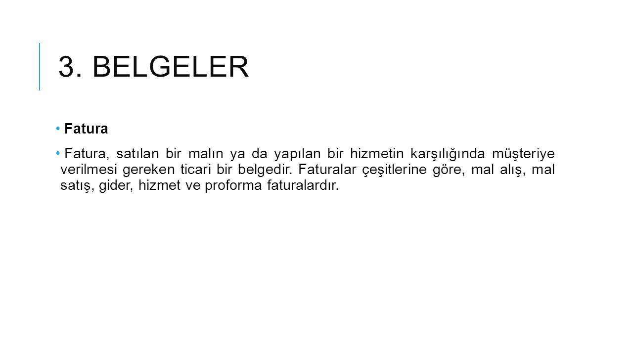 3. belgeler Fatura.