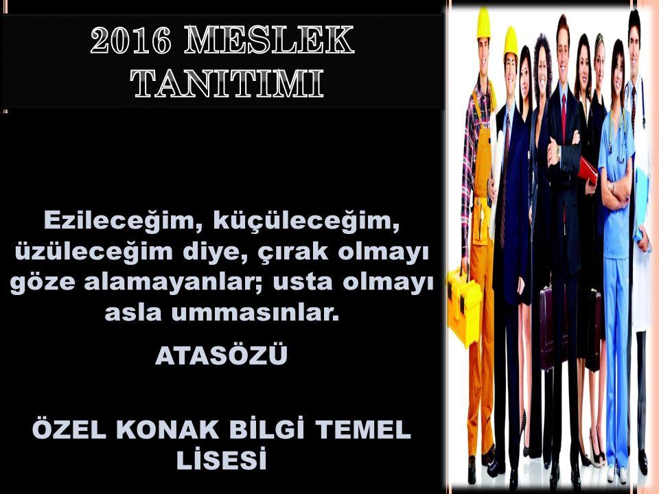 ÖZEL KONAK BİLGİ TEMEL LİSESİ