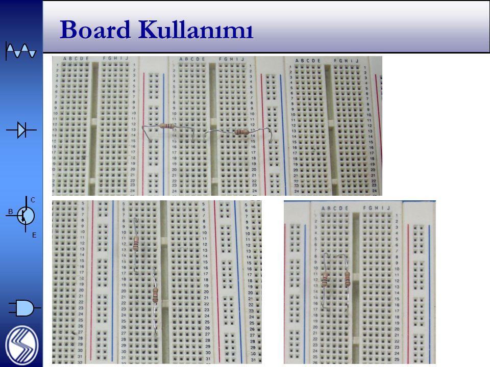 Board Kullanımı