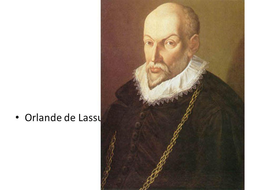 Orlande de Lassus