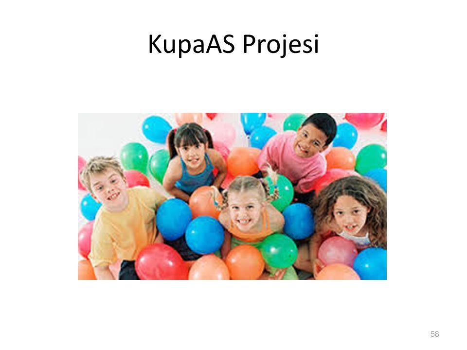 KupaAS Projesi