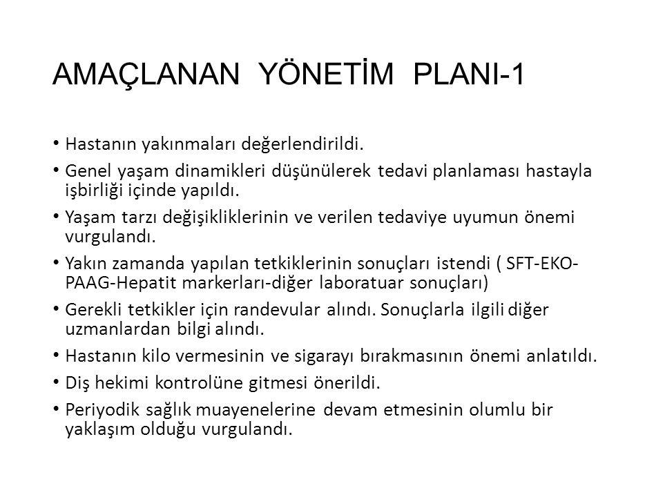 AMAÇLANAN YÖNETİM PLANI-1