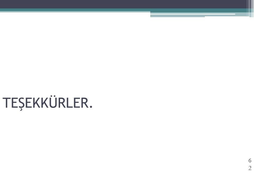 TEŞEKKÜRLER.
