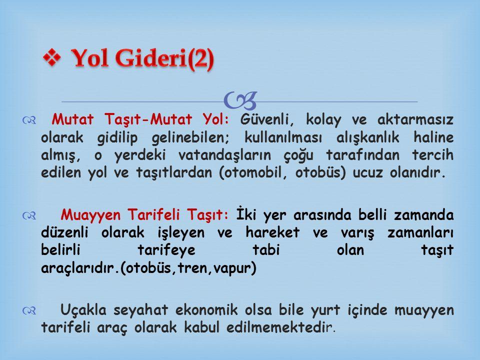 Yol Gideri(2)
