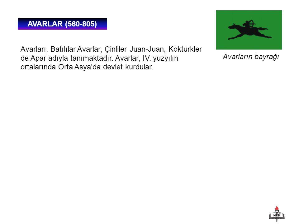AVARLAR (560-805)