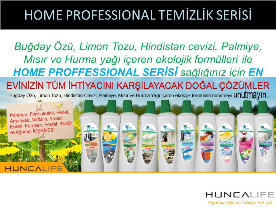 HOME PROFESSIONAL TEMİZLİK SERİSİ