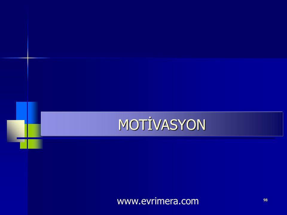 MOTİVASYON www.evrimera.com