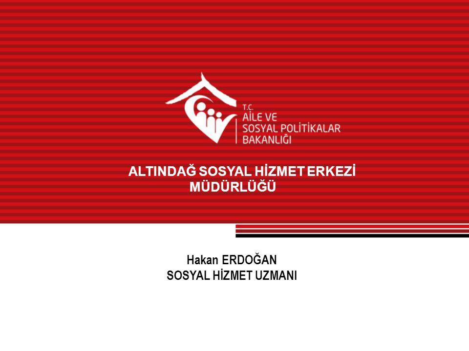 ALTINDAĞ SOSYAL HİZMET ERKEZİ
