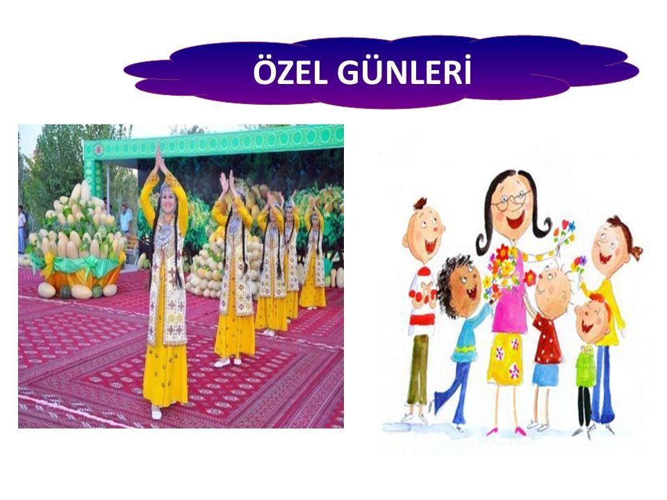 ÖZEL GÜNLERİ