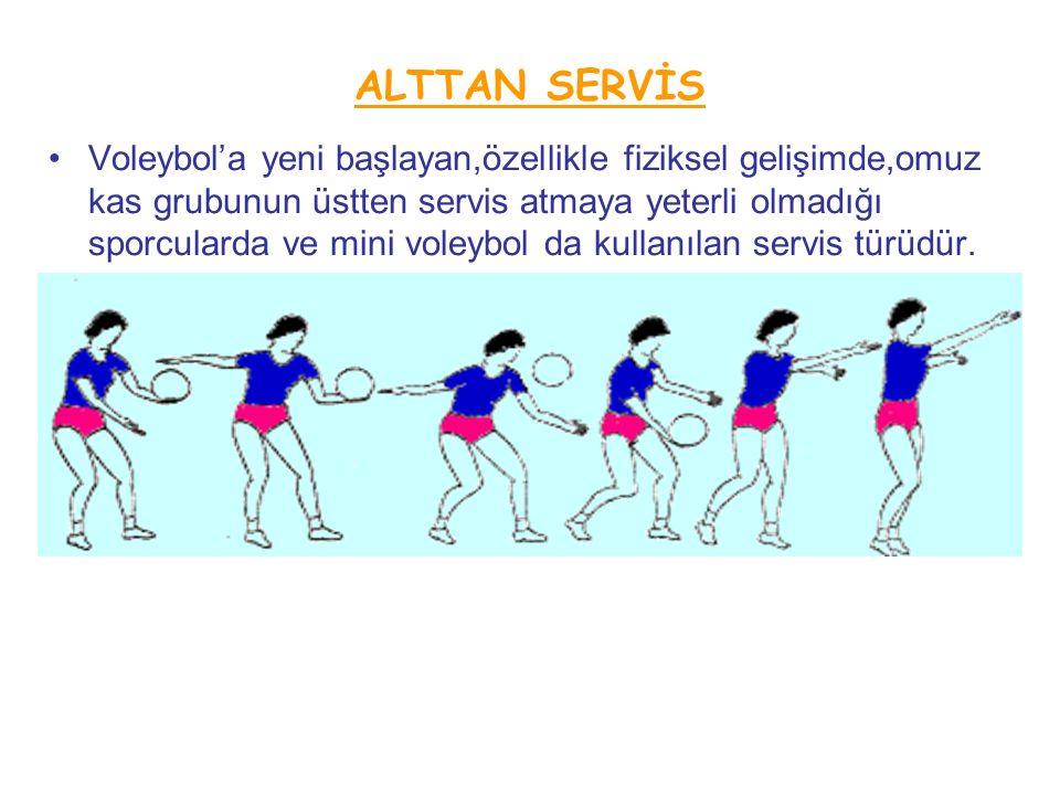 ALTTAN SERVİS
