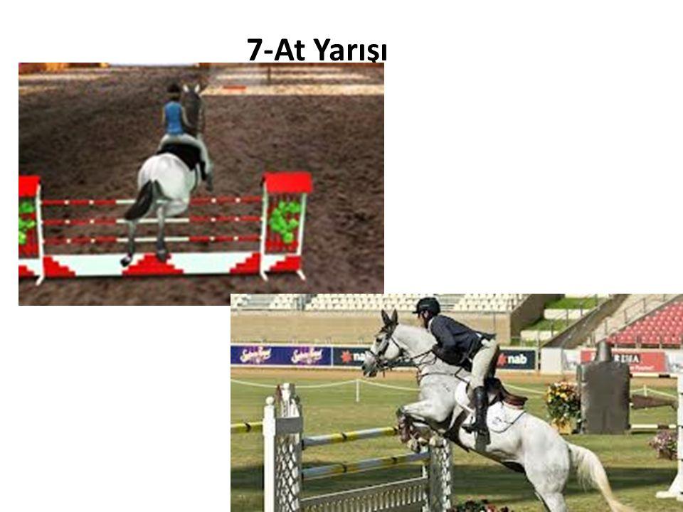 7-At Yarışı