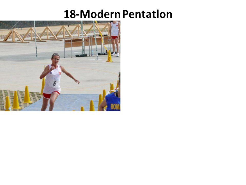 18-Modern Pentatlon