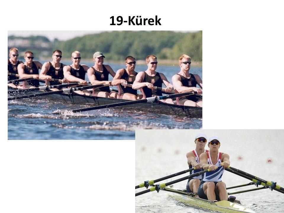 19-Kürek