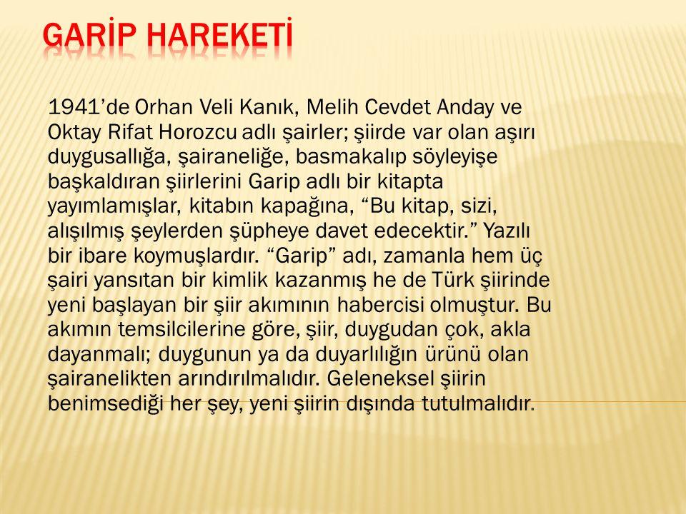 GARİP HAREKETİ