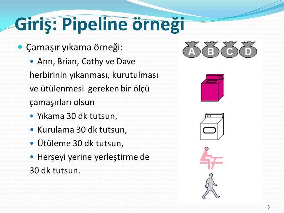 Giriş: Pipeline örneği