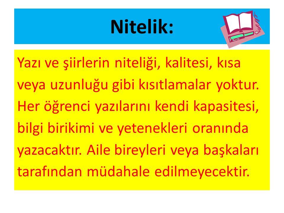 Nitelik: