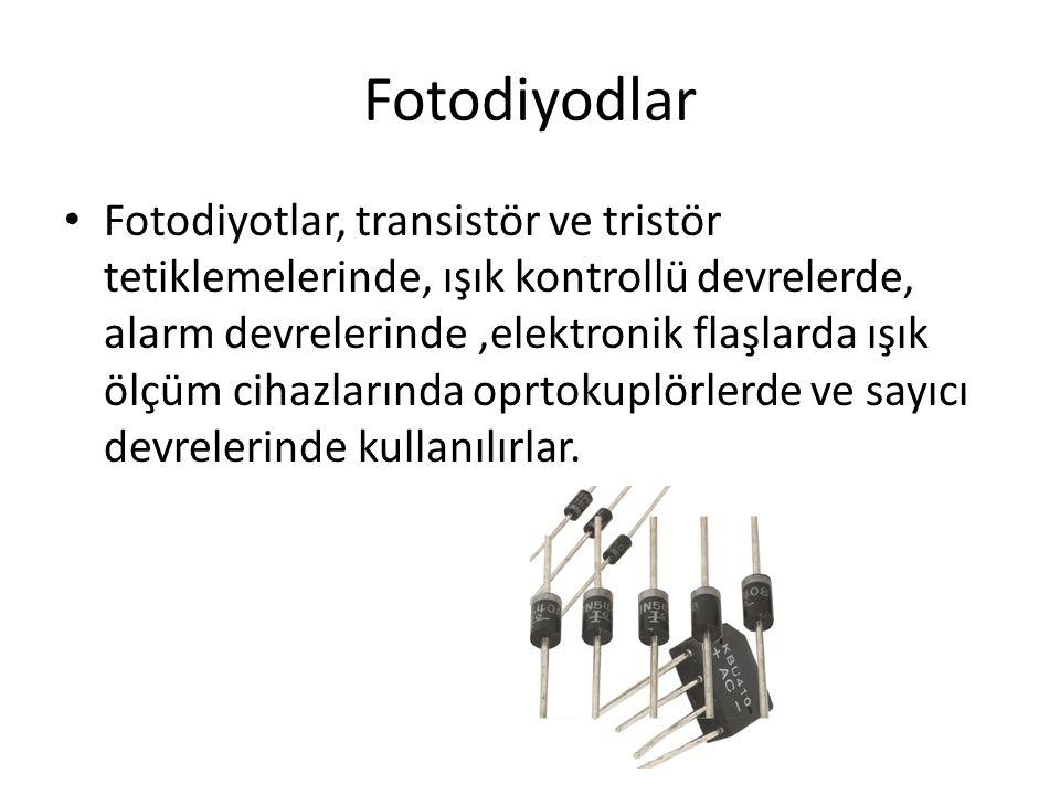 Fotodiyodlar