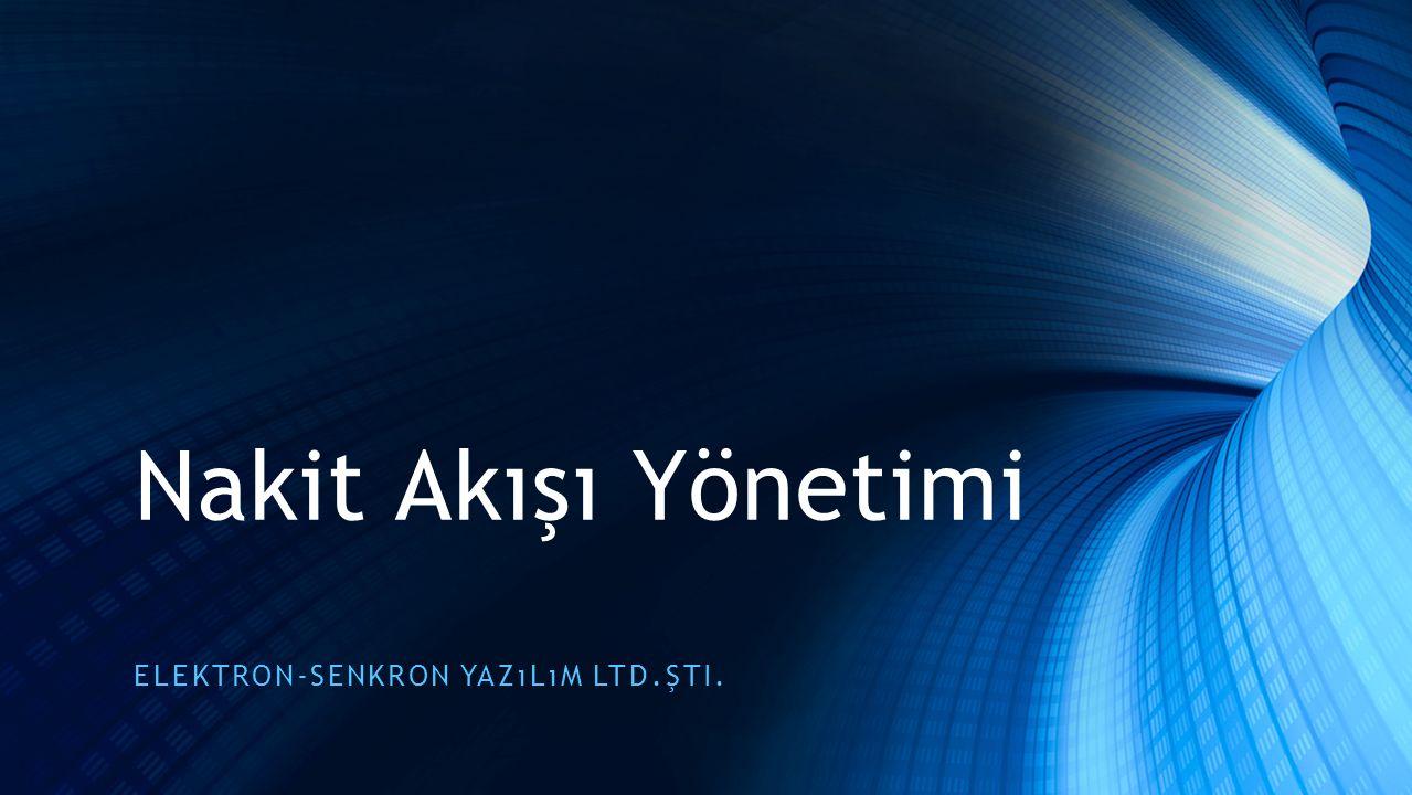 Elektron-Senkron Yazılım Ltd.Şti.