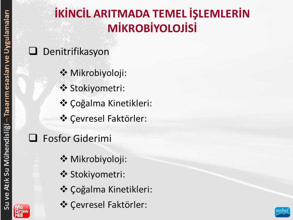 İKİNCİL ARITMADA TEMEL İŞLEMLERİN