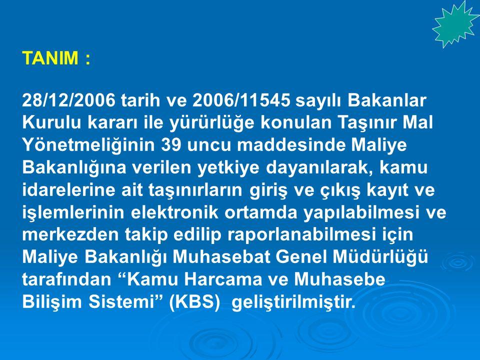 TANIM :