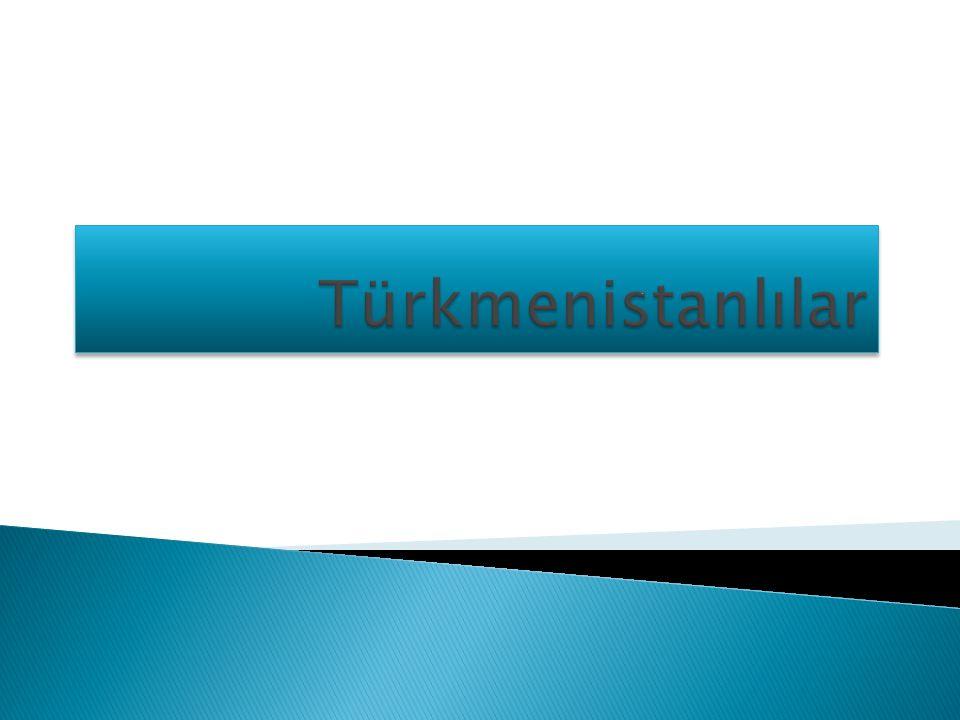 Türkmenistanlılar
