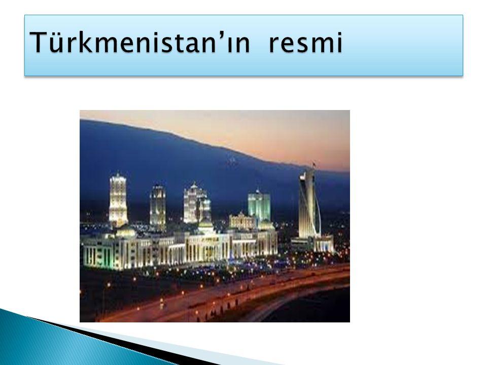 Türkmenistan'ın resmi