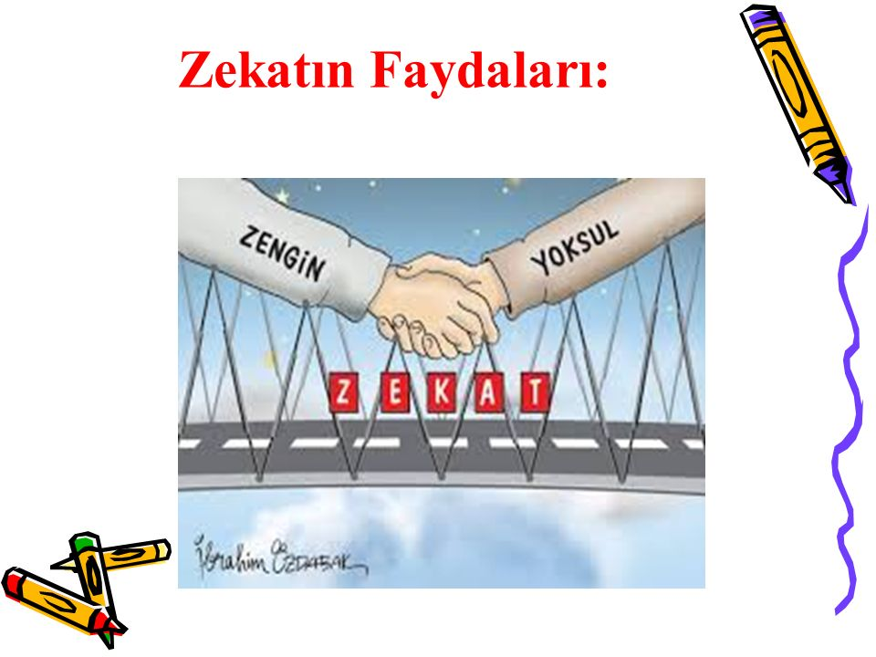 Zekatın Faydaları: