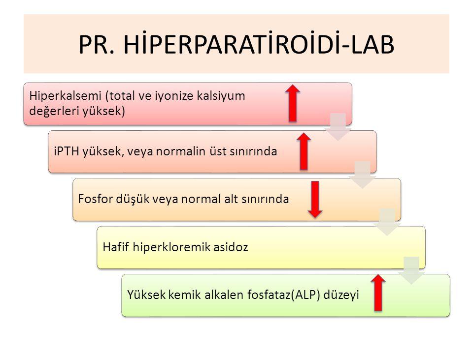 PR. HİPERPARATİROİDİ-LAB